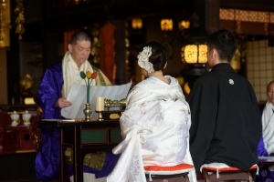 結婚式_本堂