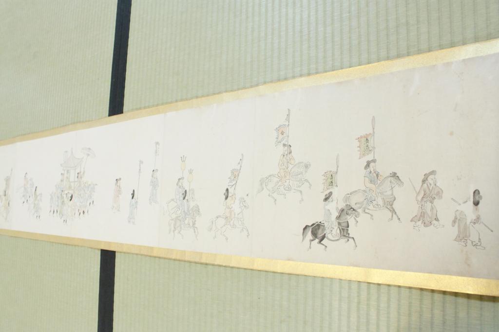 宝物展「朝鮮通信使と尾張」_八事山興正寺